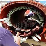 Rebobinagem de motores elétrico