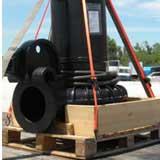 Manutenção de bombas submersível