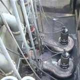 Manutenção de bombas para esgotos